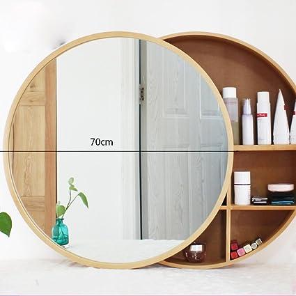 armoire de toilette miroir ronde. Black Bedroom Furniture Sets. Home Design Ideas