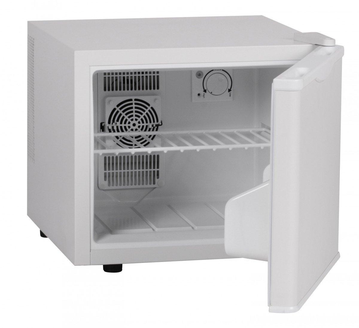 AMSTYLE Minikühlschrank 17 Liter / Minibar weiß ...