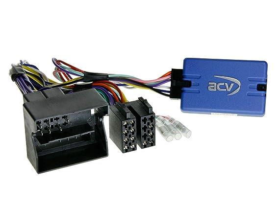 Electronic Acv Volant Adaptateur D Commande Can BusQuadlock Au De Igvmf7by6Y