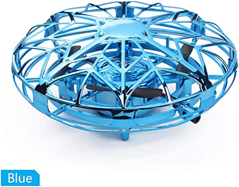 JHSHENGSHI Drone Bola Voladora RC, Flying Juguetes Mini UFO Drone ...
