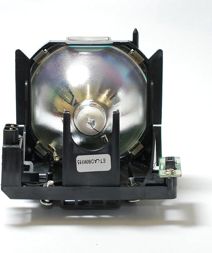 Phoenix Bulb Inside 2 Lamps XpertMall Replacement Lamp Housing Panasonic PT-DW730UL