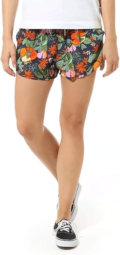 Vans Pantalones Cortos Avalon Ii Para Mujer Amazon Es Ropa Y Accesorios