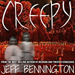 Creepy: A Collection of Scary Stories | Jeff Bennington