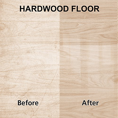 Rejuvenate Professional Wood Floor Restorer with Durable High Gloss Finish Non-Toxic Easy Mop On Application - 32 Ounces by Rejuvenate (Image #3)