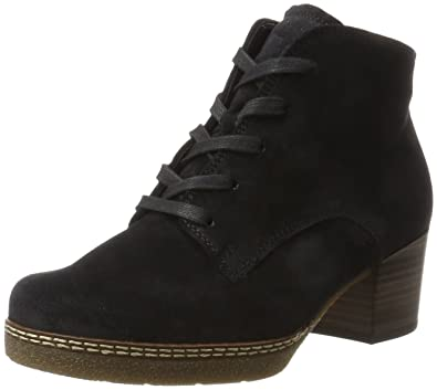 Gabor Shoes Damen Comfort Basic Stiefel, Blau (36 Pazifik (Micro), 35 f680df28ae
