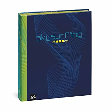 archivador 4 Anillas 3,5 Skysurfing by BUSQUETS: Amazon.es ...