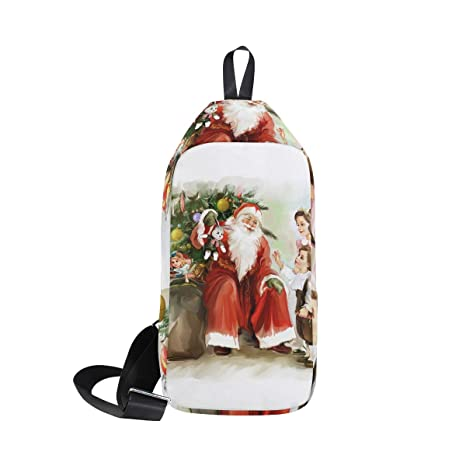 1901066d6b04 Amazon.com | IMOBABY Vintage Winter Holiday Christmas Sling Bags ...