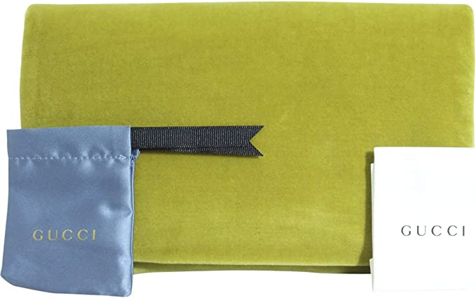 Gucci Gafas de Sol GG0726S HAVANA/BROWN SHADED 56/23/135 mujer: Amazon.es: Ropa y accesorios