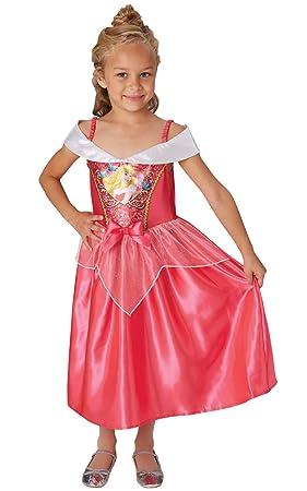 Rubies - Disfraz de princesa Disney con lentejuelas, tamaño ...