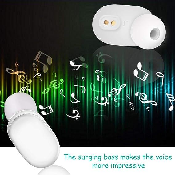 Xiaomi Mi Airdots Auriculares Inalámbricos Bluetooth 5.0: Amazon.es: Electrónica