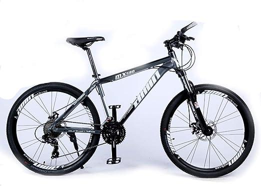 LISI Bicicleta de montaña de 26 Pulgadas de aleación de Aluminio ...