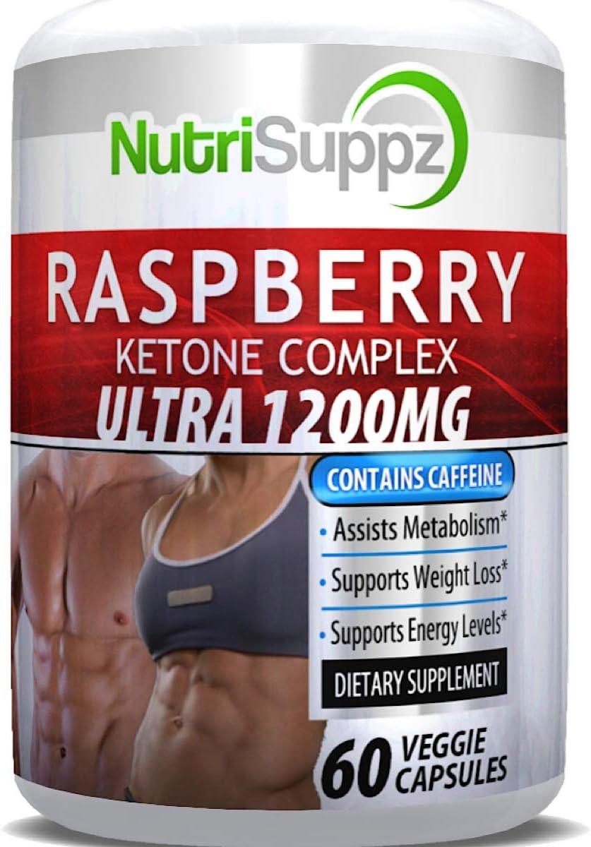 Amazon Com 100 Pure Raspberry Ketone Complex Ultra 1200mg