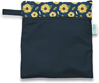 product image for Thirsties Wet Dry Bag - Moon Blossom