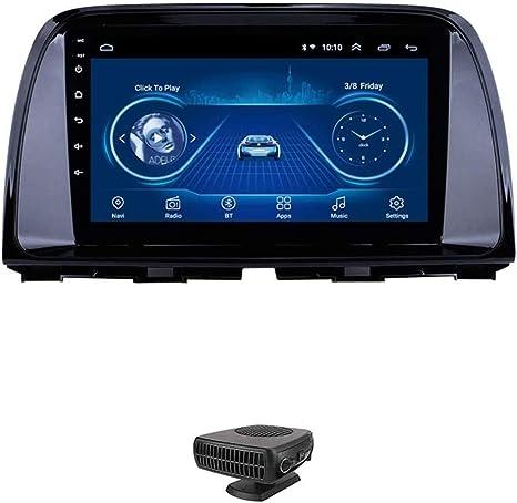 Hhttm Android 8 1 9 Zoll Radio Gps Navigationssystem Für Mazda Cx 5 2012 2015 Mit Bluetooth Telefon Wifi Unterstützung Multimedia Player Fahrzeug Gps Navigation Für Auto Navs Für Autos Küche Haushalt