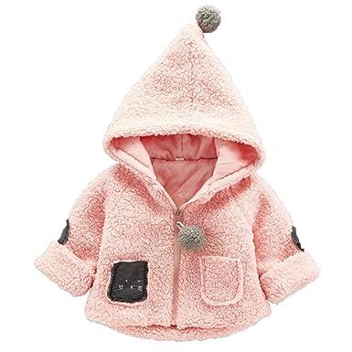 Baby winterjacke madchen