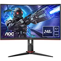 "AOC Gaming C32G2ZE/BK 32"", Monitor, Czarny"