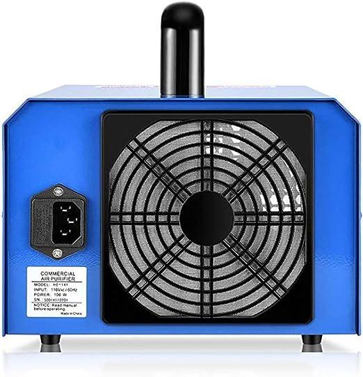 LZH FILTER Generador de Ozono 3.500mg-7.000 MG/h, Aire Esterilizador Ozone Generador, Industrial Ozono purificador de Aire: Amazon.es: Hogar