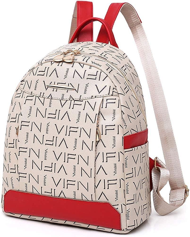 Mini Backpack Purse PU...