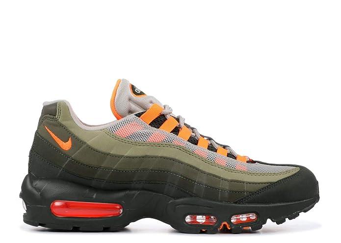 best loved fb7ed 9812d Nike Air Max 95 OG, Sneakers Basses Mixte Enfant  Amazon.fr  Chaussures et  Sacs