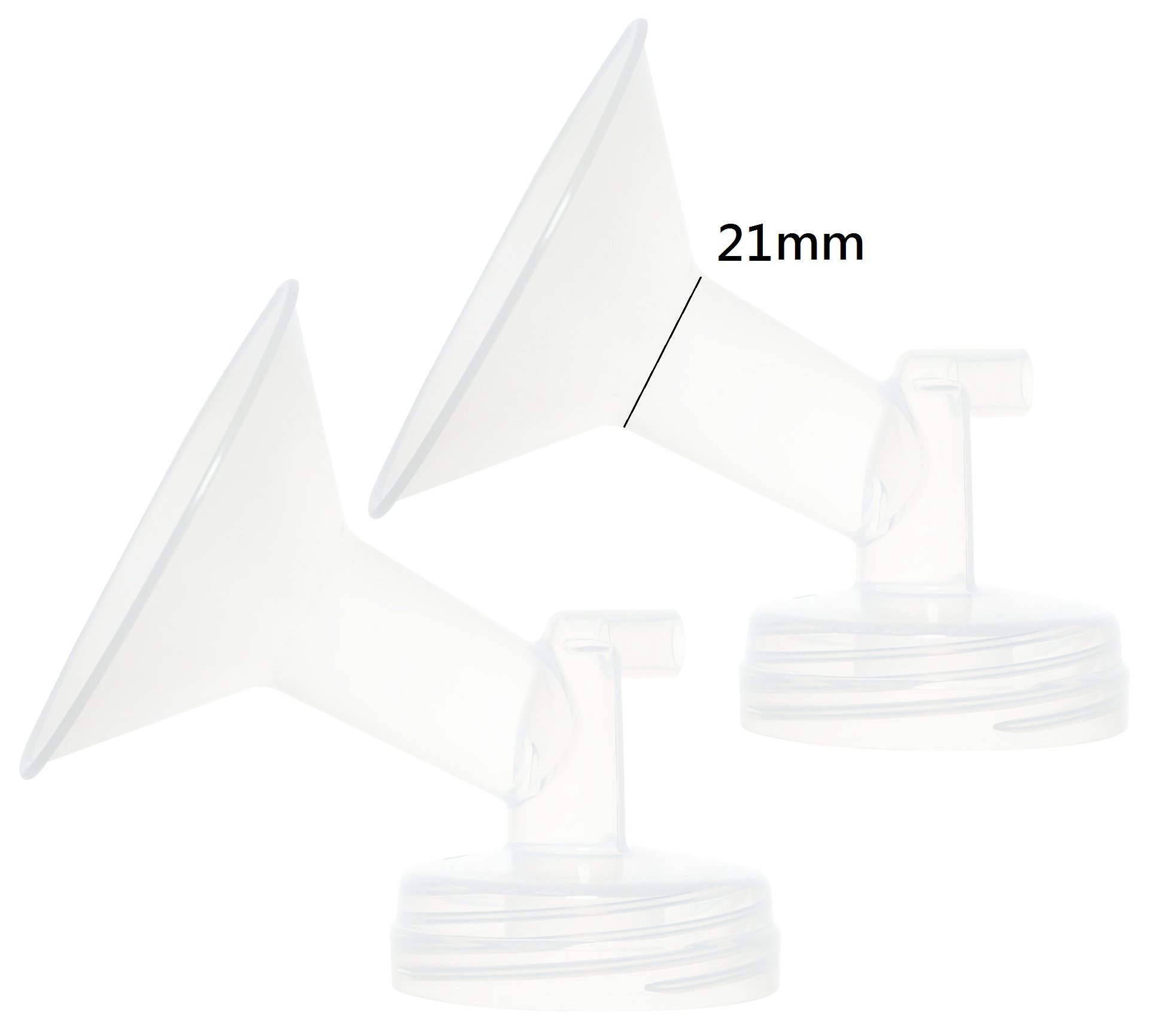 Nenesupply 21mm Flange for Spectra S2 Spectra S1 Spectra 9 Plus Breastpump. Made By Nenesupply. Not Original Spectra Pump Parts Not Original Spectra S2 Accessories Not Original Spectra Flange