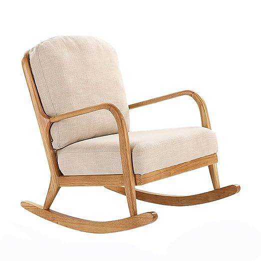 LRXGOODLUKE Superior Mecedora, sillón reclinable para ...
