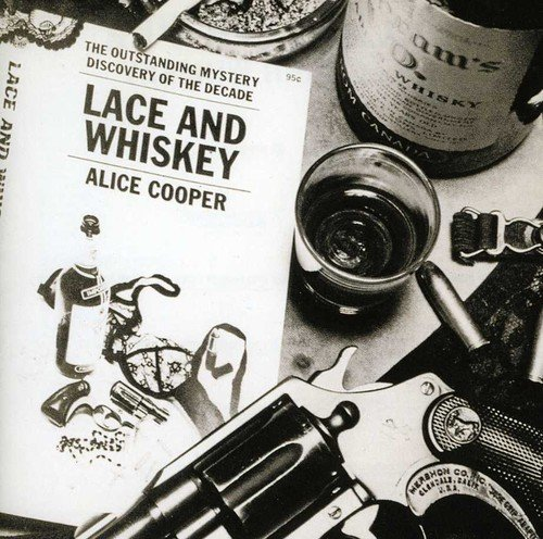 CD : Alice Cooper - Lace & Whiskey (ger) (Germany - Import)