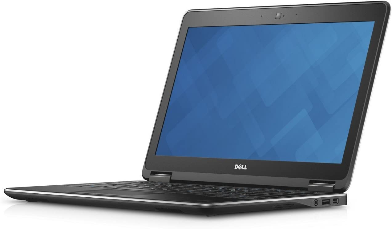Dell Latitude E7250 12.5in Ultrabook Laptop Intel Core i7-5600U Up to 3.2GHz 8GB Ram 256GB SSD Windows 10 Pro (Renewed)