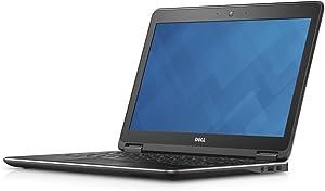Dell Latitude E7250 12.5in Ultrabook Laptop Intel Core i7-5600U Up to 3.2GHz 8GB Ram 256GB SSD Windows 10 Pro (Renewed)