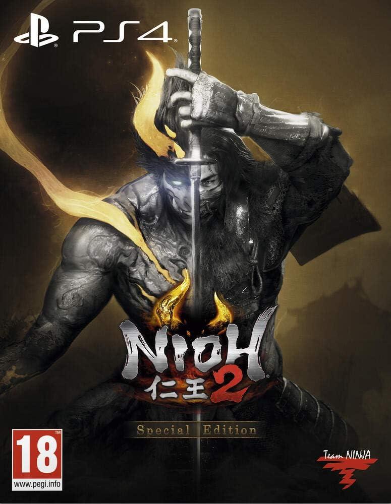 Nioh 2 - Special Edition [Importación francesa]