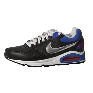 790e9b56cb1a Nike Men s Air Max Classic Running Lace Up Sports Shoes Essential Premium  Trainers Size Black