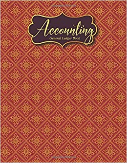 accounting general ledger book small business money personal