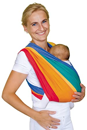 Babytuch The Baby Sling Without Knots No Wrapping No Tying