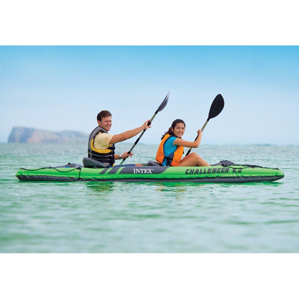 Intex Challenger K2 Inflatable 2-person Kayak Reviews
