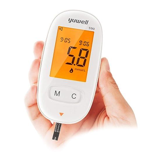 analizador de sangre para diabetes