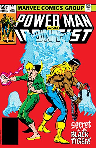 Power Man and Iron Fist (1978-1986) #82