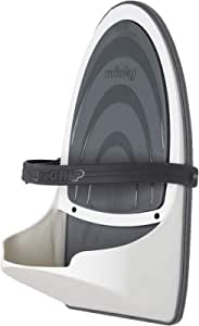 Minky Homecare Sure Grip Iron Holder, Off Off White