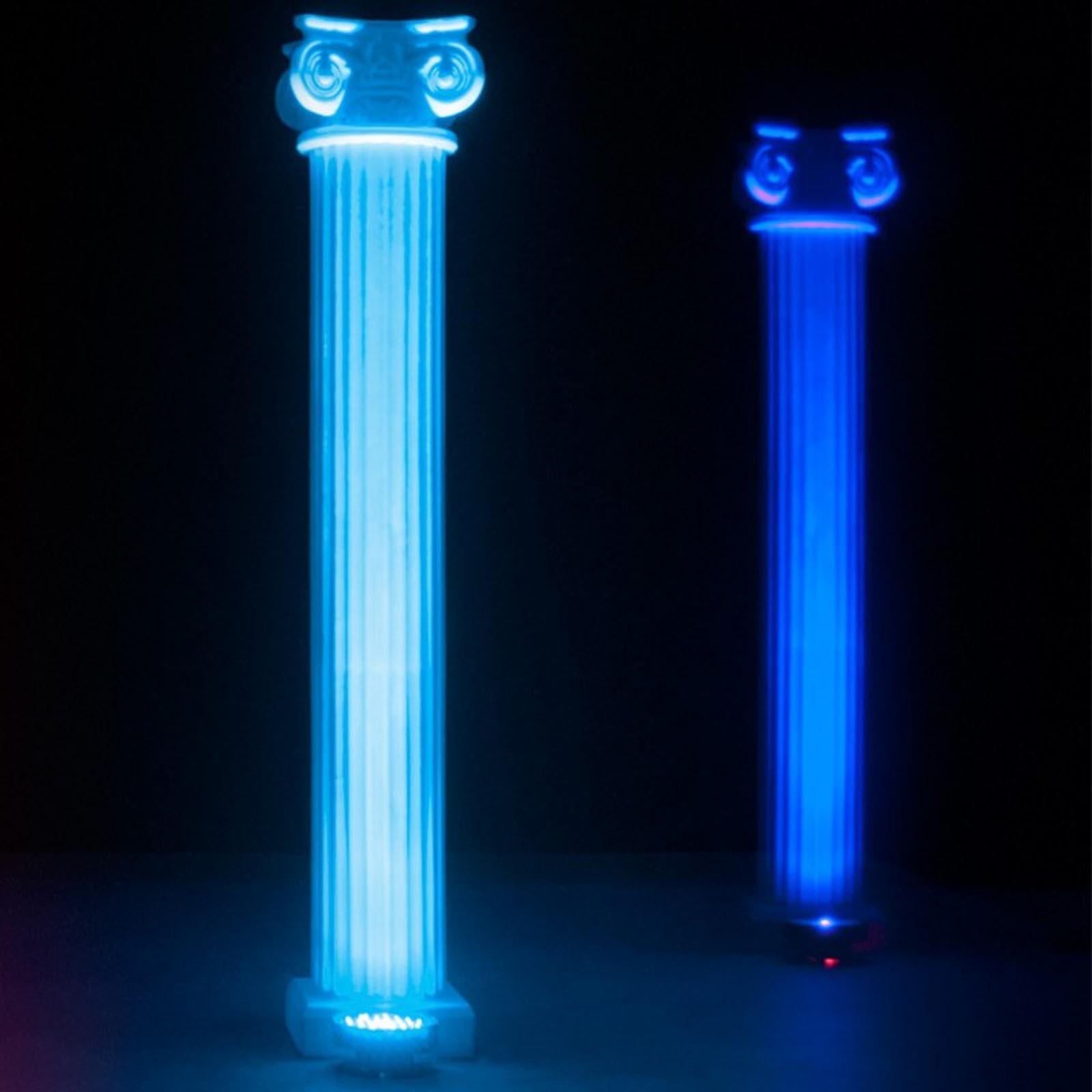 American DJ ADJ Mega Par Profile Plus LED RGB+UV Slim Par Can Wash Effect Light (6 Pack) by ADJ (Image #9)