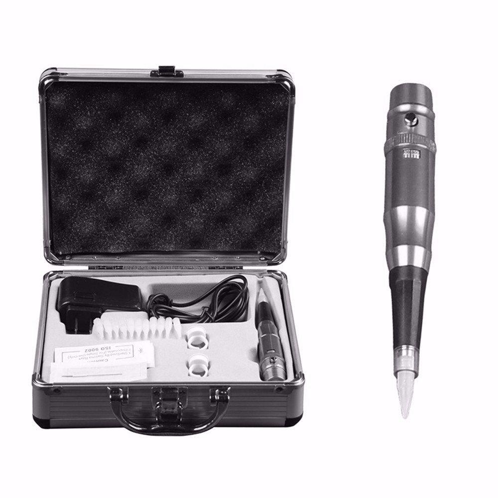 Permanent Makeup Pen Machine Kit Professional eyebrow tattoo machine power supply tatoo makeup equipment tool set