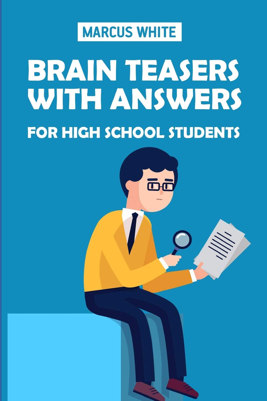 Amazon com: Brain Teasers With Answers For High School Students