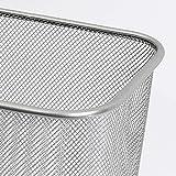 Ybm Home Steel Mesh Rectangular Open Top Waste