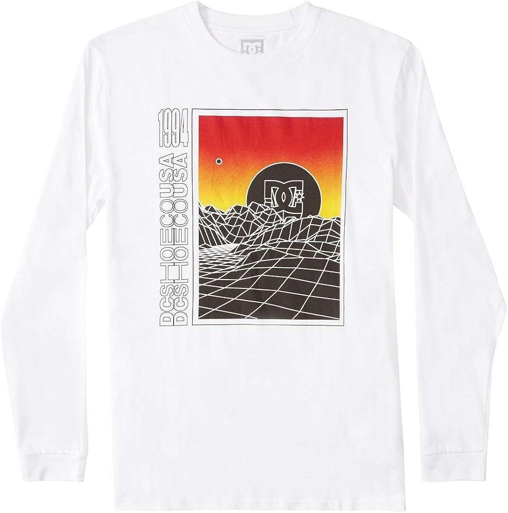 DC Shoes Gridlock - Camiseta - Hombre - XS: Amazon.es: Ropa y accesorios