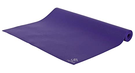 Yogabox Estera de Yoga Superlight Viaje Mat, púrpura: Amazon ...