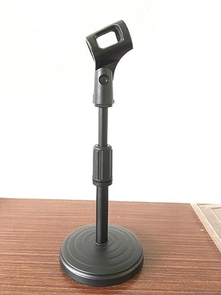 SYMPHA-卓上ストレート-マイクスタンド-25-28mm-マイクホルダー