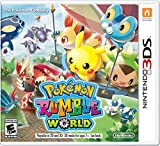 Pokemon Rumble World - Nintendo 3DS - Standard Edition
