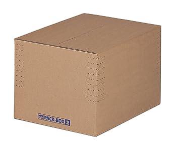 Nips No.2 - Caja de cartón para embalaje y envíos postales (5 unidades