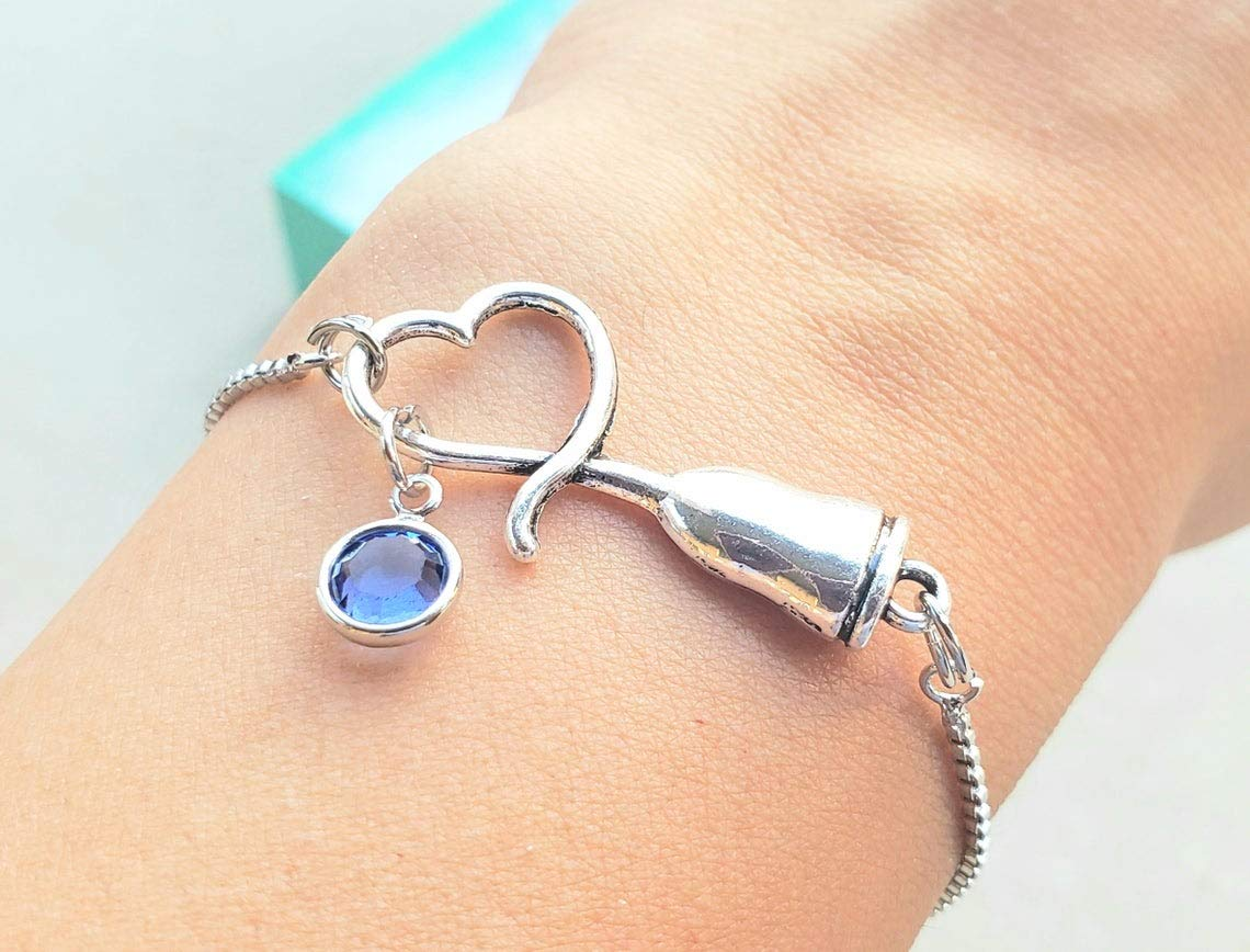 RDMS bracelet ultrasound wand bracelet Doppler bracelet gift Sonography Bracelet dms bracelet dms gift DMS doppler bracelet
