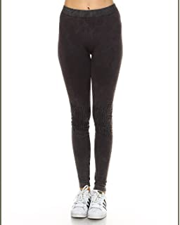 50ca78436bbe8b Nikibiki Premium Vintage Leggings - Super Soft - Capri & Full Length - Non  See Thru