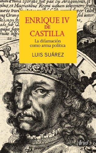 Descargar Libro Enrique Iv De Castilla Luis Suárez