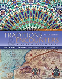 Amazon traditions encounters a brief global history volume 2 traditions encounters a brief global history volume 1 fandeluxe Gallery