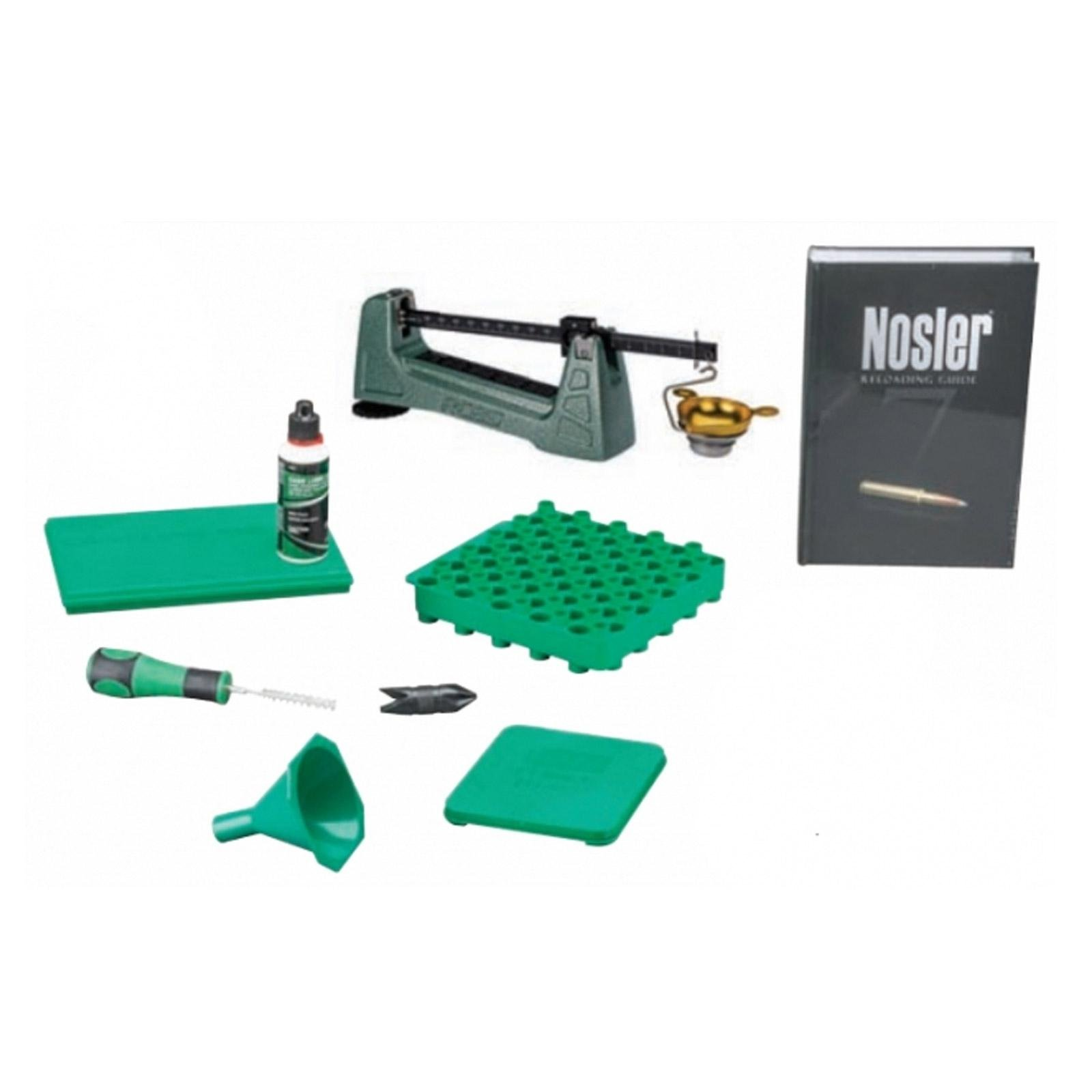 RCBS Partner Reloading Kit, Green